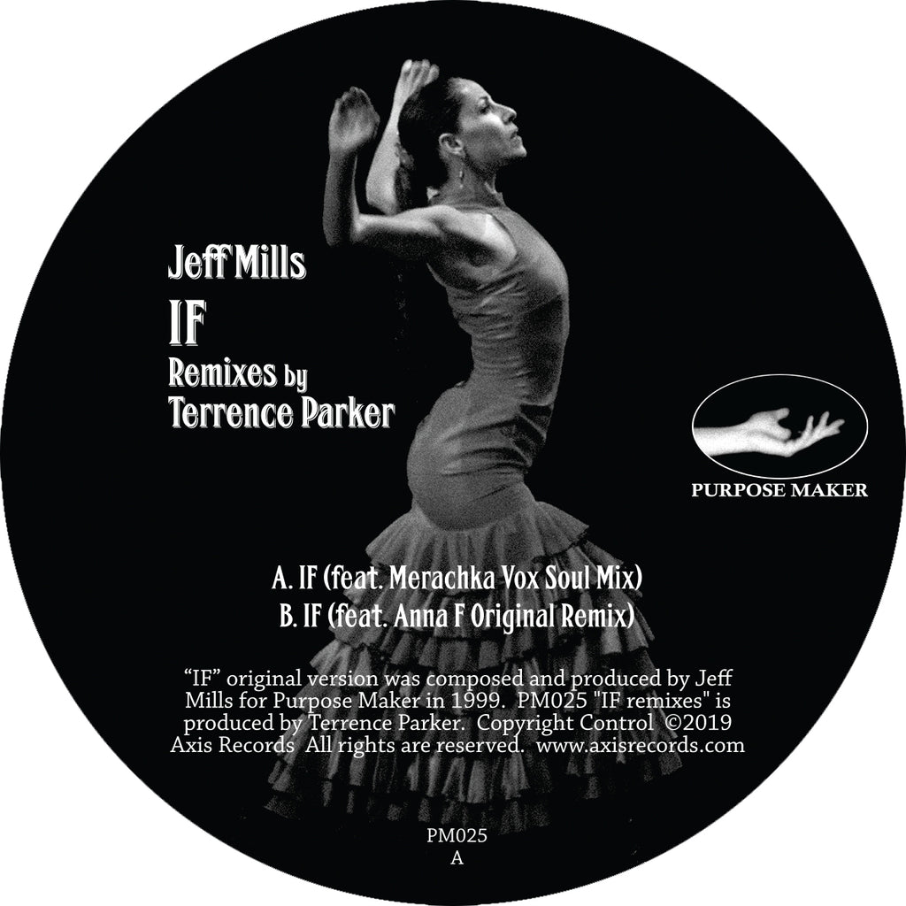 If - Remixes by Terrence Parker (12inch)