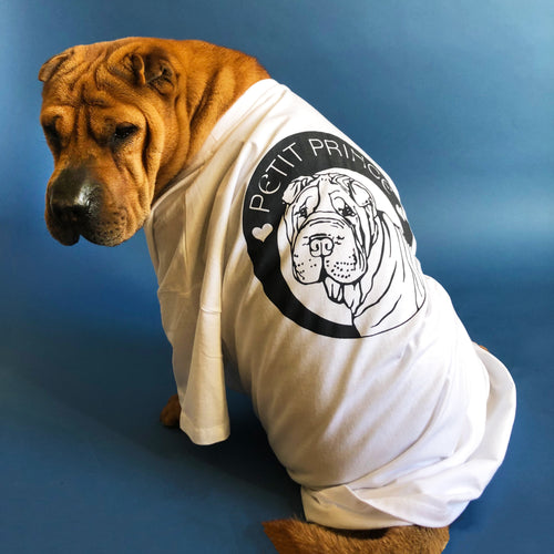 T-Shirt Chien Chinois