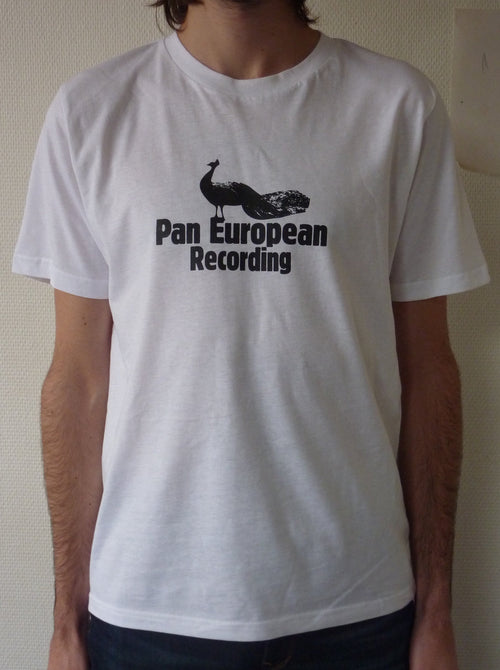 T-shirt Pan European Recording