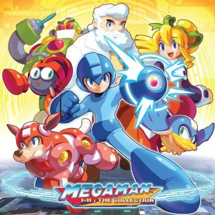 Mega Man 1-11 - The Collection