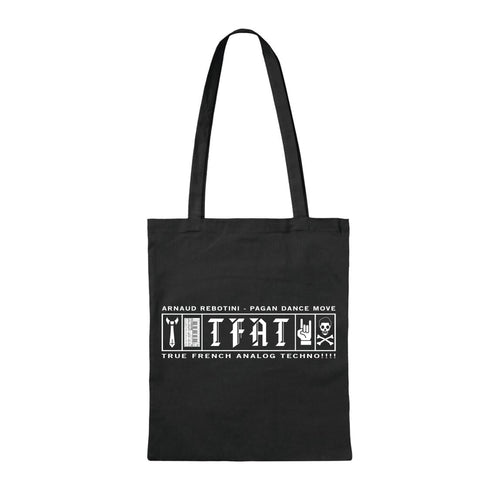 True French Analog Techno - Totebag