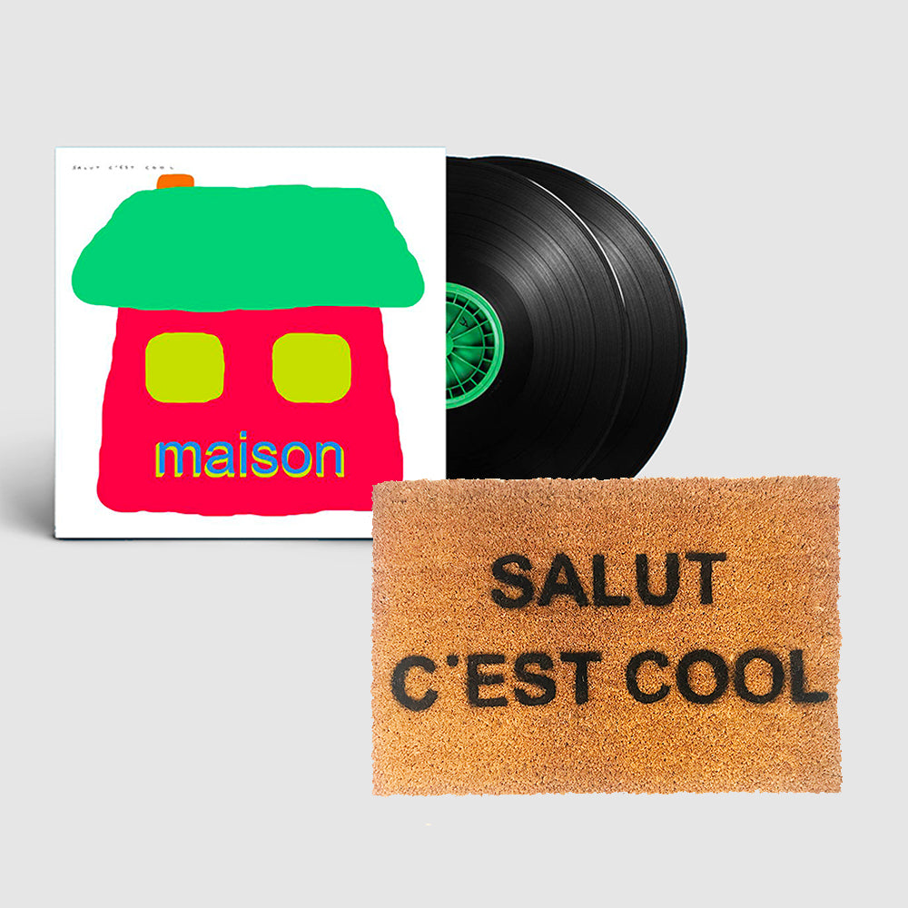 Le Two Pack (Vinyle Maison + Paillasson)