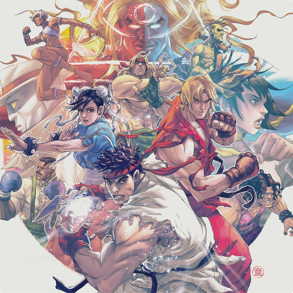 Street Fighter III : The Collection