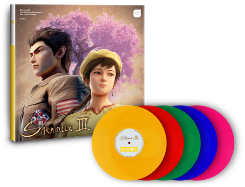 Shenmue III - The Definitive Soundtrack Vol. 1: Bailu Village