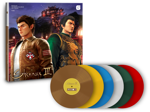Shenmue III - The Definitive Soundtrack Vol. 2: Niaowu