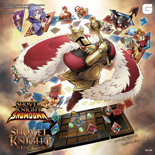 Shovel Knight : King of Cards + Showdown - The Definitive Soundtrack