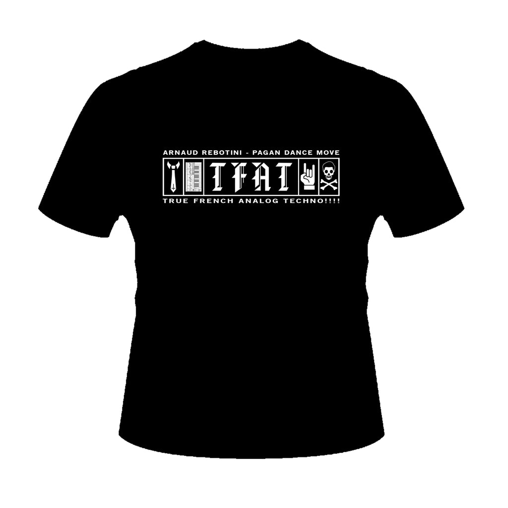 True French Analog Techno - T-Shirt