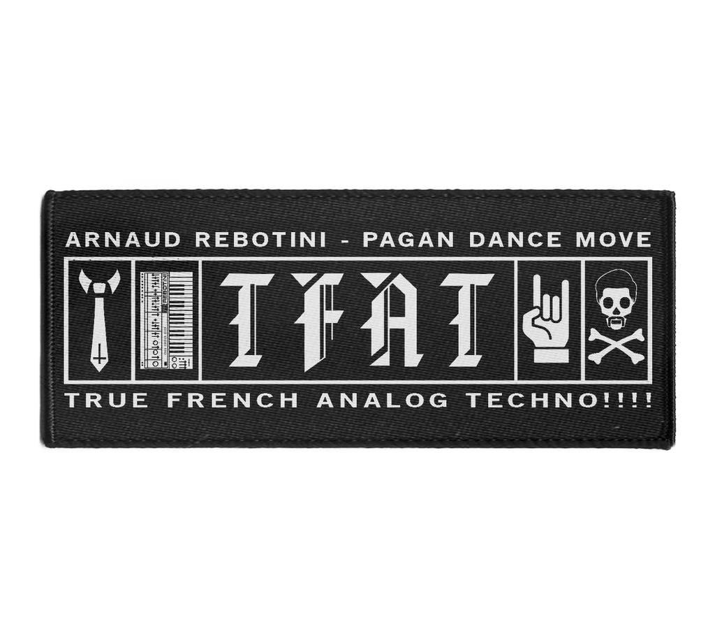 True French Analog Techno - Patch