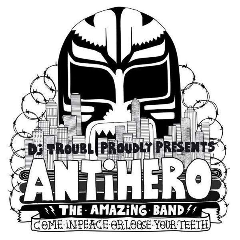 Antihero - Come In Peace Or Loose Your Teeth