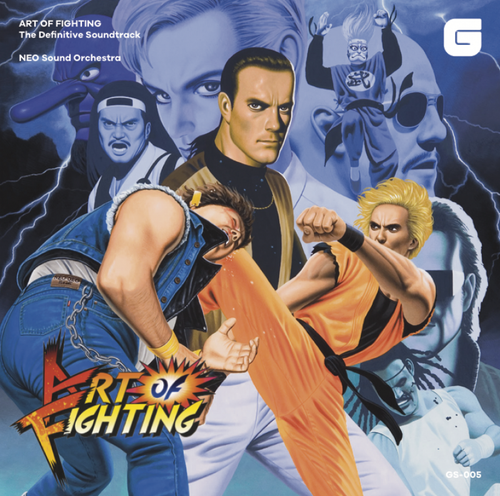 ART OF FIGHTING The Definitive Soundtrack