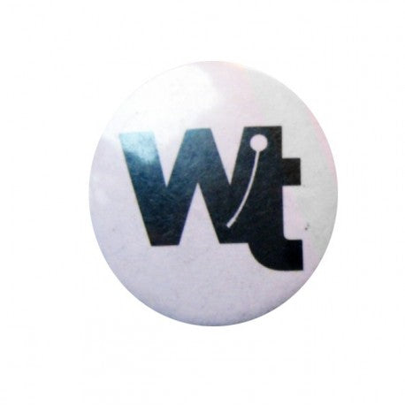 "Badge Wax Tailor ""WT"""