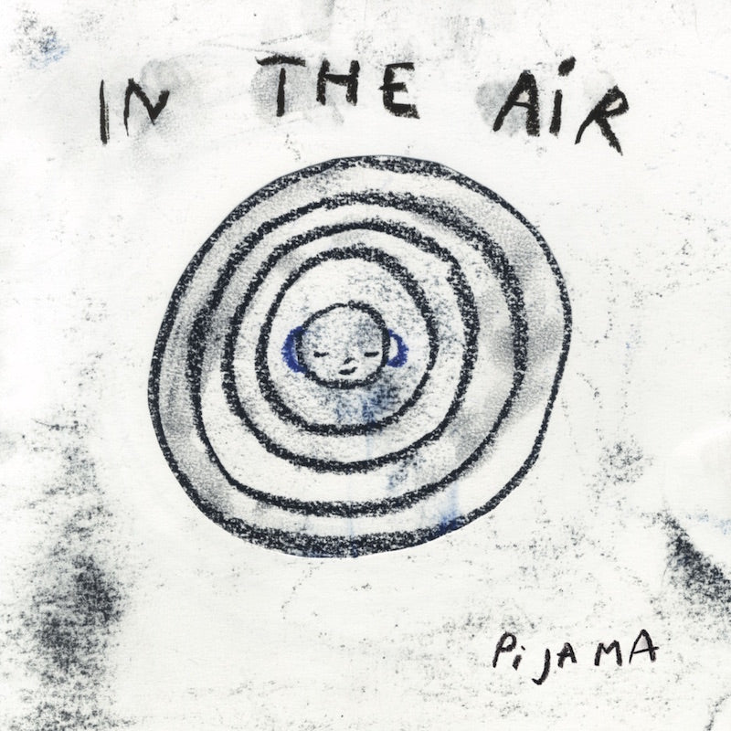 Radio Girl EP (In The Air Cover art)