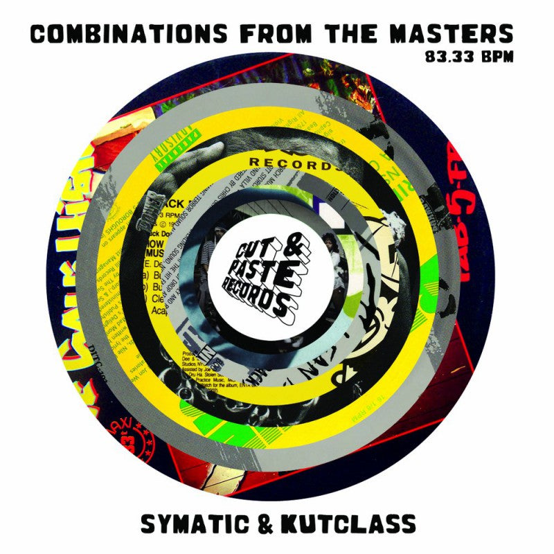 Combinations with Rhythm and Flow - Sol Yellow Vinyl