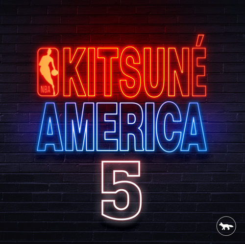 Kitsuné America 5, The NBA Edition