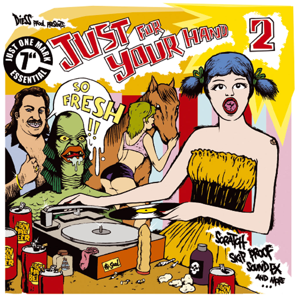 "Just For Your Hand Vol 2 (7"" Edition)"