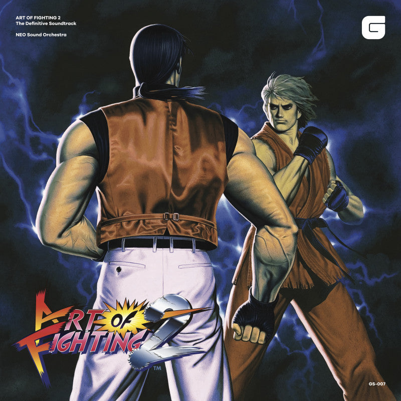 ART OF FIGHTING 2 The Definitive Soundtrack