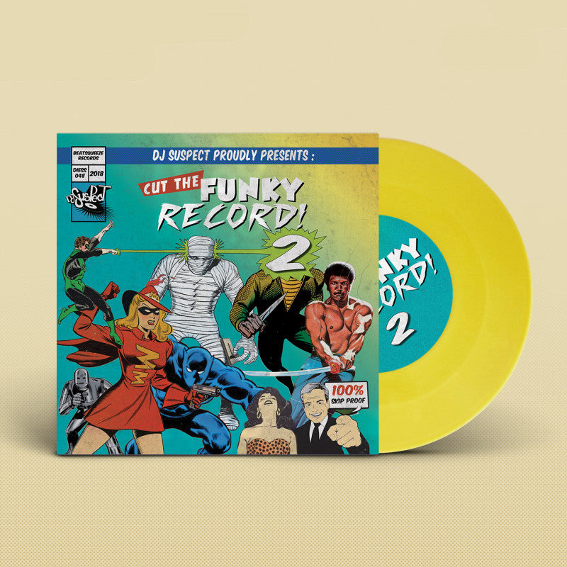 Cut The Funky Record 2