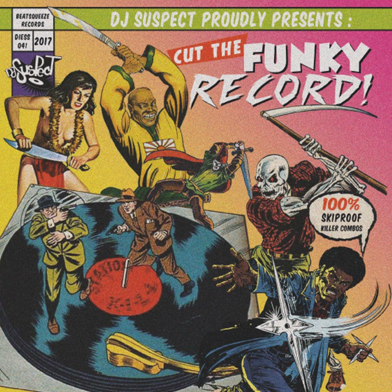 Cut The Funky Record