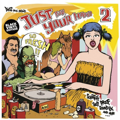 Just For Your Hand Vol 2