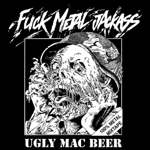 Fuck Metal Jackass - CD