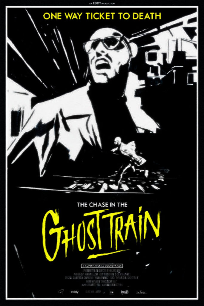 Poster Ghost Train