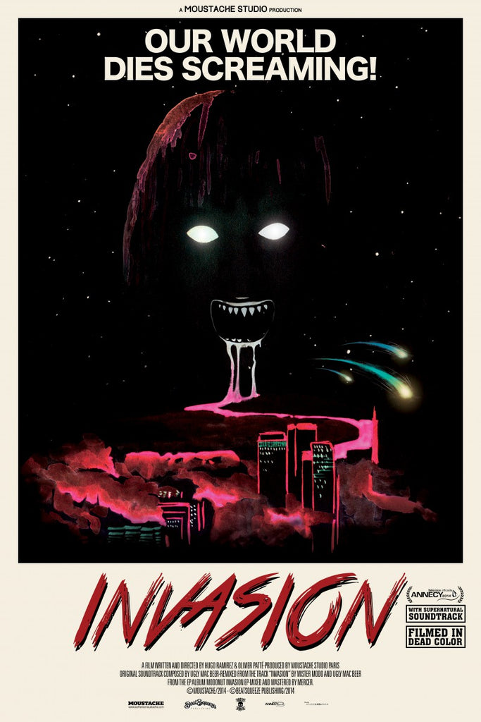 Invasion Judgment Day Poster
