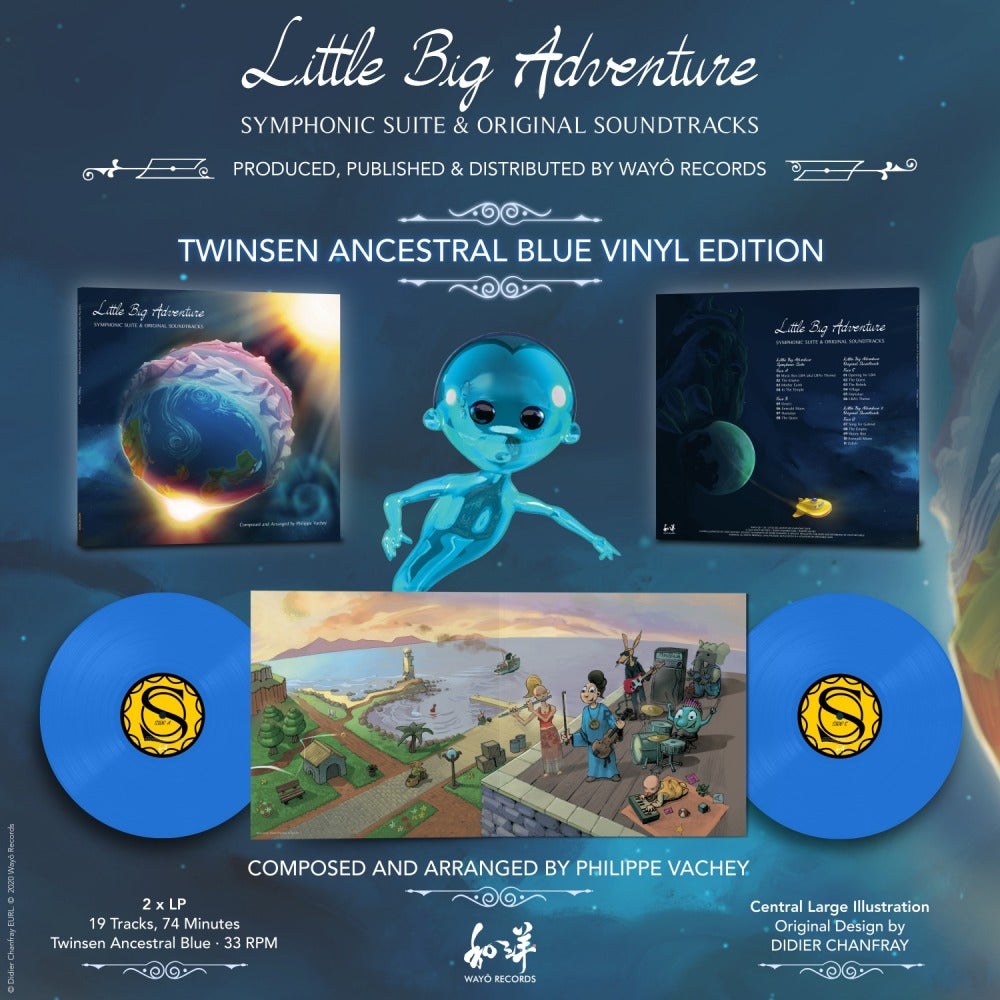 Little Big Adventure Symphonic Suite & Original Soundtracks