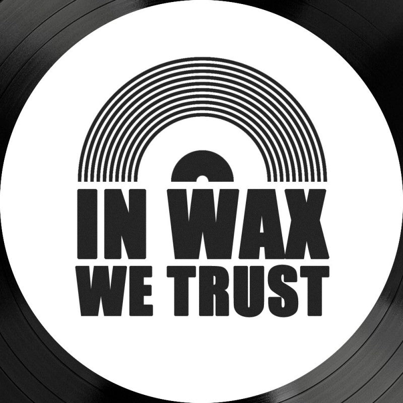 Sweat zippé - In Wax We Trust (edition limitée)