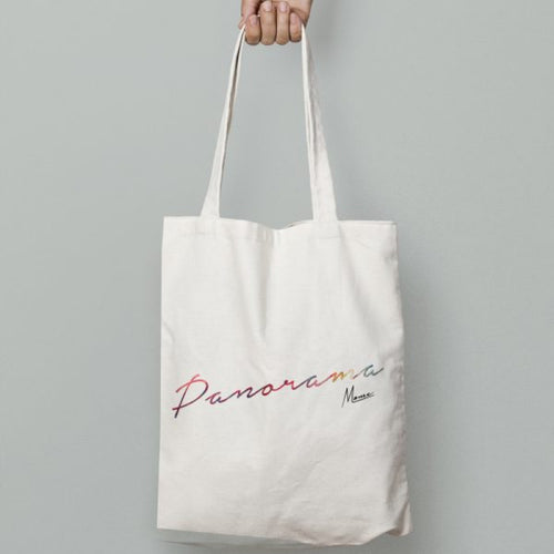 Panorama Tour - Tote Bag