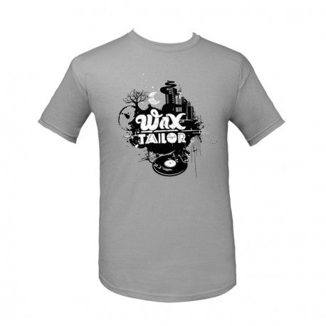 Tee Shirt Wax Tailor Gris - Homme
