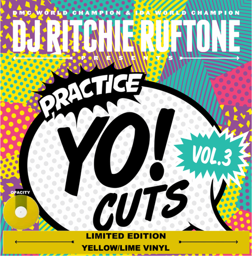 Practice Yo! Cuts Vol. 3