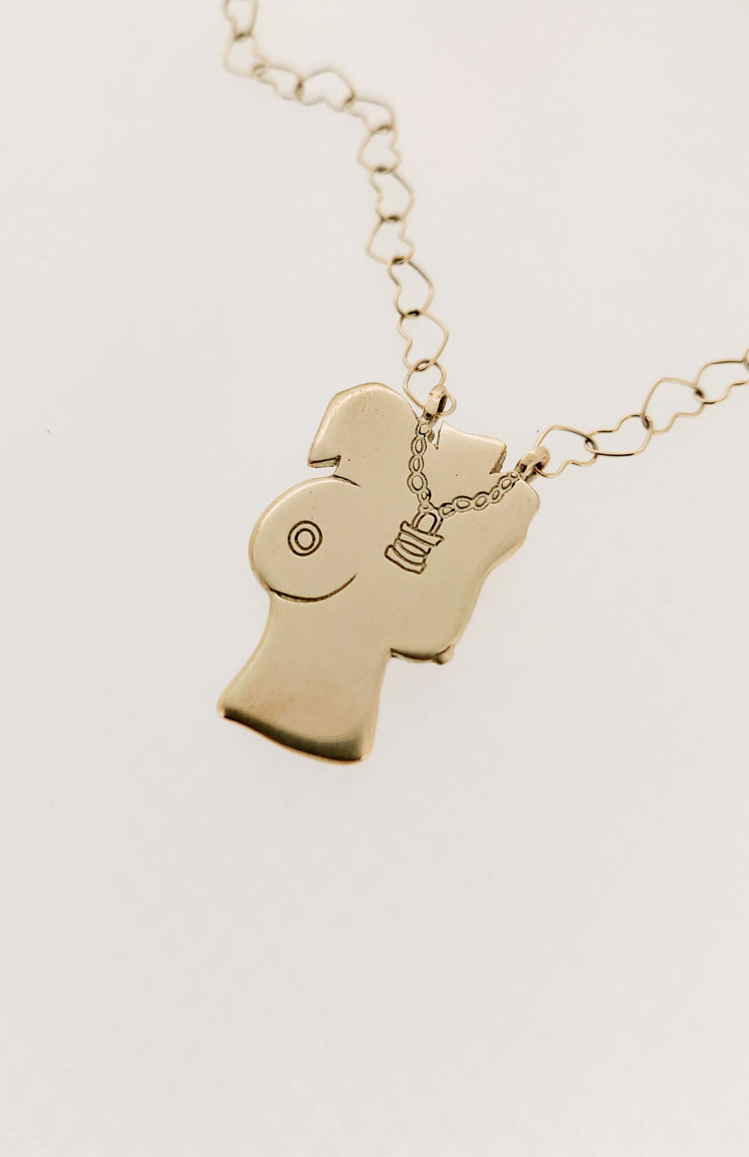 8th Charm Necklace
