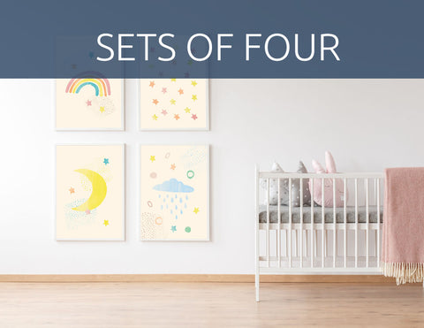 SETS OF FOUR