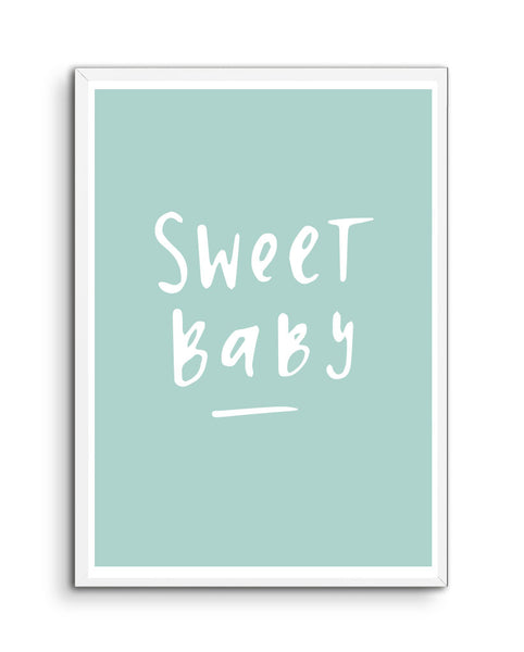 Sweet Baby - Mint Green