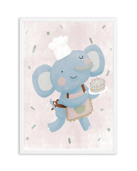 Little Elephant Baker