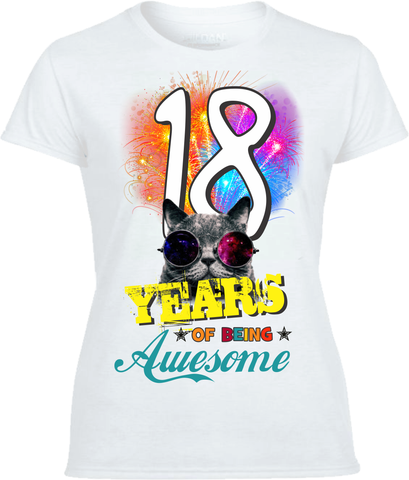 18 years of being Awesome