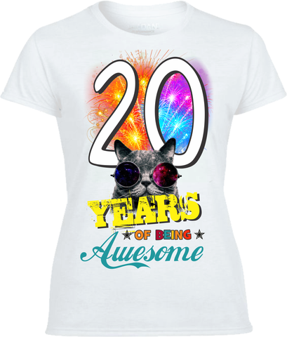 20 years of being awesome