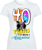 30 years of being awesome