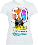 50 years of being awesome