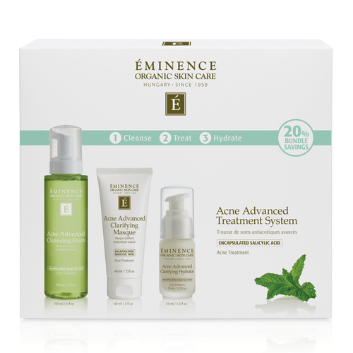 Acne Advanced Treatment System (3-Step Treatment)