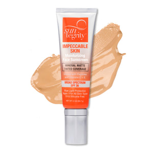 Suntegrity Impeccable Skin Broad Spectrum SPF 30- Tan