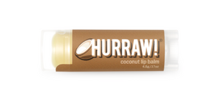 Hurraw! Coconut Lip Balm