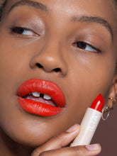 Color Block High Impact Lipstick- Flame