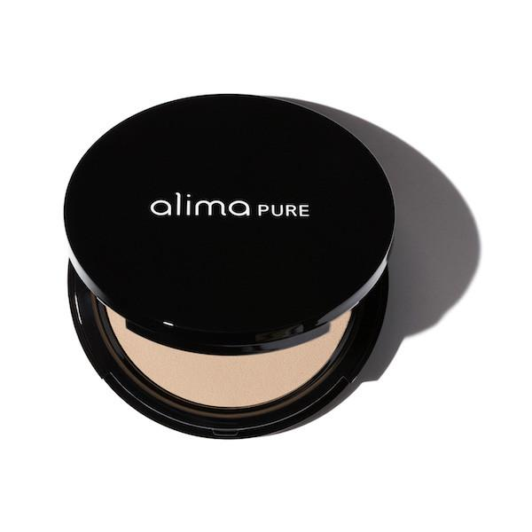 Pressed Foundation with Rosehip Antioxidant Complex- Nutmeg