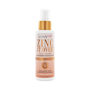 Zinc it Over Citrus Passion Sunscreen Mist