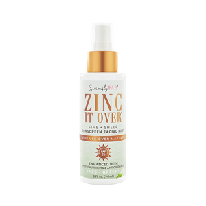 Zinc it Over Fresh Greens Sunscreen Mist