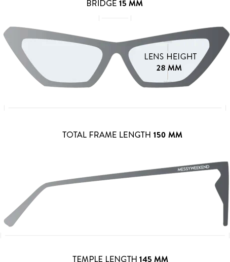 new norma sunglasses measurements