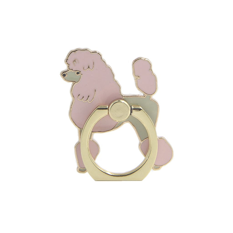 Poodle Phone Ring