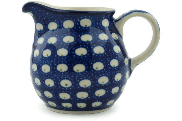 Polish Pottery Small Creamer Stepping Stones