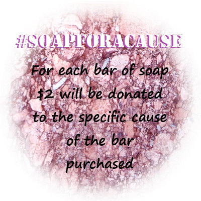 #SOAPFORACAUSE Launch!
